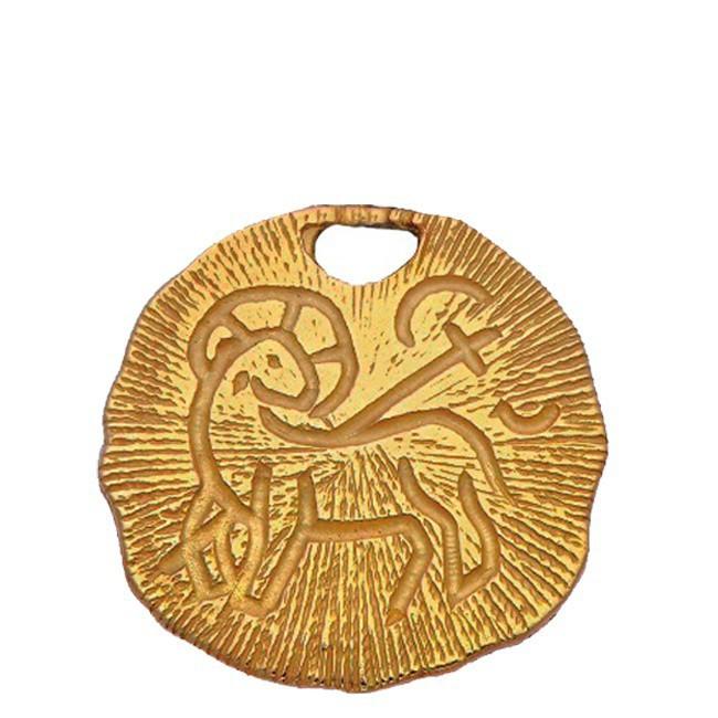 Médaille atelier Agneau
