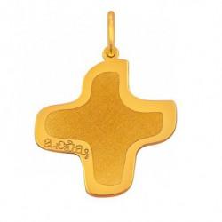 Croix arcabas relief
