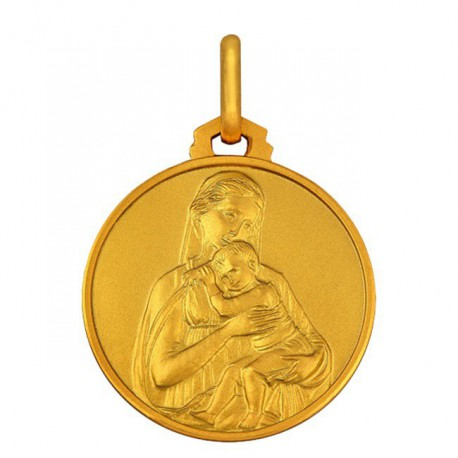 Médaille Madone à l'Enfant