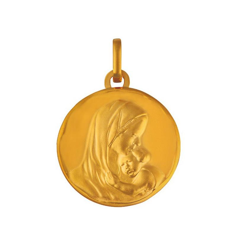 Medaille Vierge et l'enfant