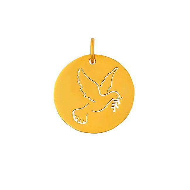 Mini colombe ajourée