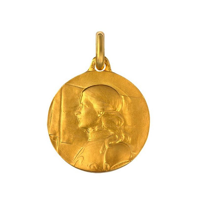 Médaille Sainte Jeanne d'Arc