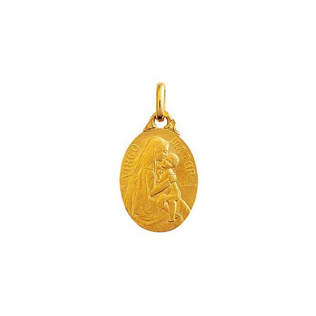 Médaille Virgo Mater