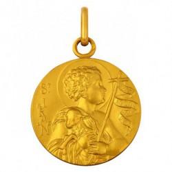 Médaille Saint Jean Baptiste