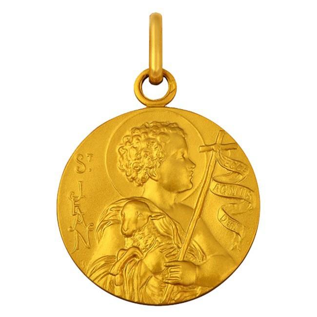 Medaille Saint Jean Baptiste