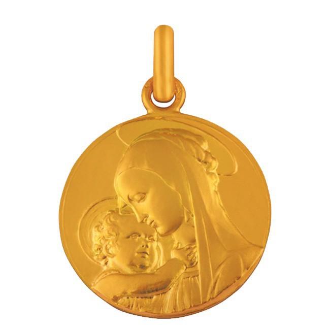 Médaille Vierge de Boticelli