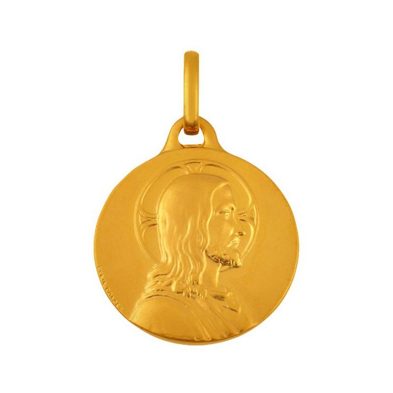 Medaille Christ de profil