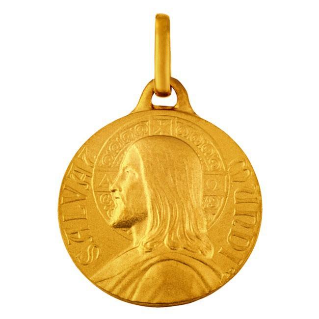 Médaille Christ Salvator Mundi