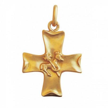 Pendentif croix de Ravenne