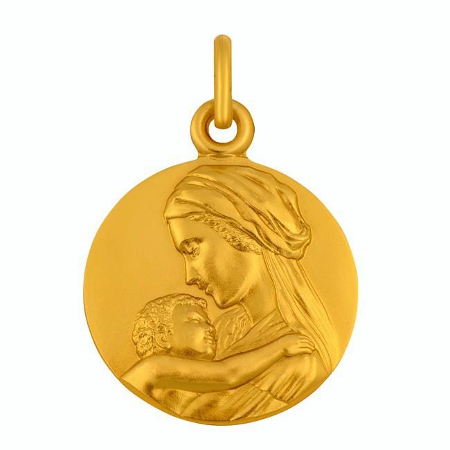 Médaille Vierge aimante