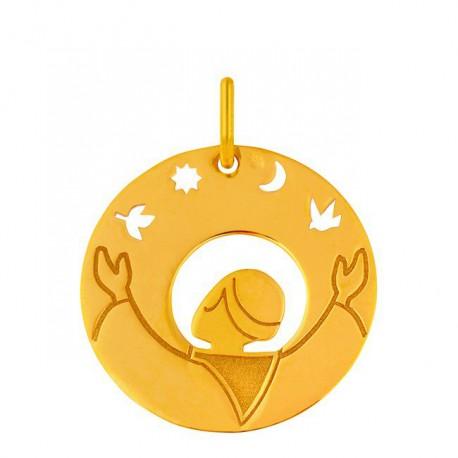 Médaille Laudato Si