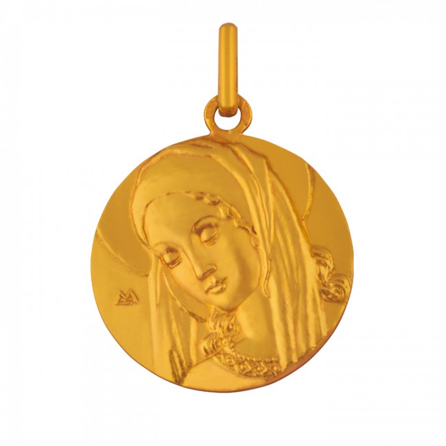 Medaille Ancilla Domini Arthus Bertrand