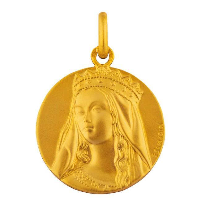 Medaille Notre Dame de Grace 18mm