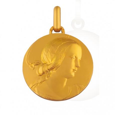 Médaille Vierge de Milan 23mm