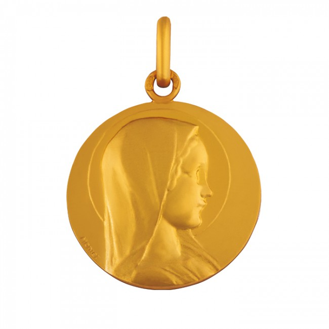 Médaille Vierge jeune 20mm Arthus Bertrand