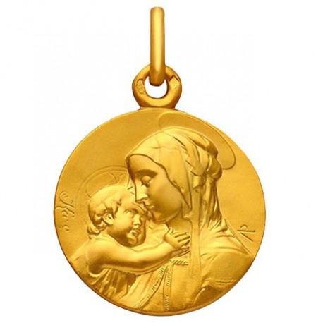 Médaille Vierge à l'Enfant 20mm