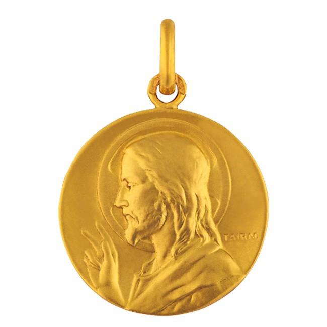 Médaille Christ Bénissant