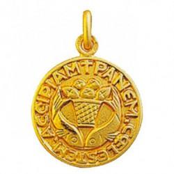 Médaille Cinq Pains et deux poissons