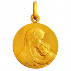 Médaille Mater Dei  20mm