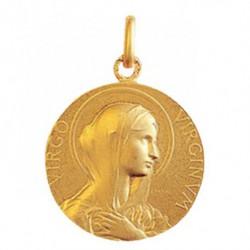 Médaille Virgo Virginum
