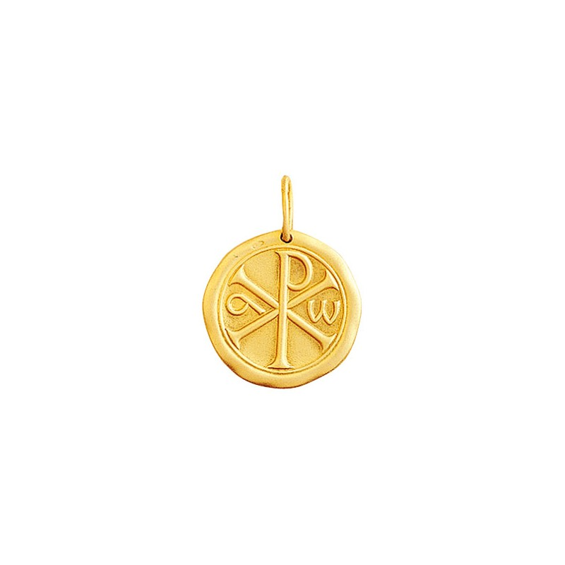 Médaille Monogramme du Christ