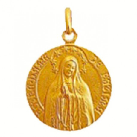 Médaille Notre Dame de Fatima