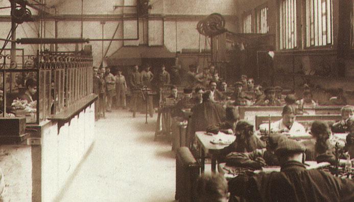 Rue Croix Saint Firmin vers 1910