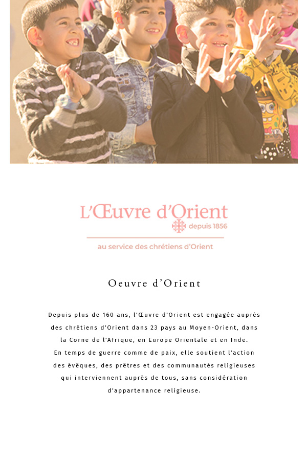 Oeuvre d orient